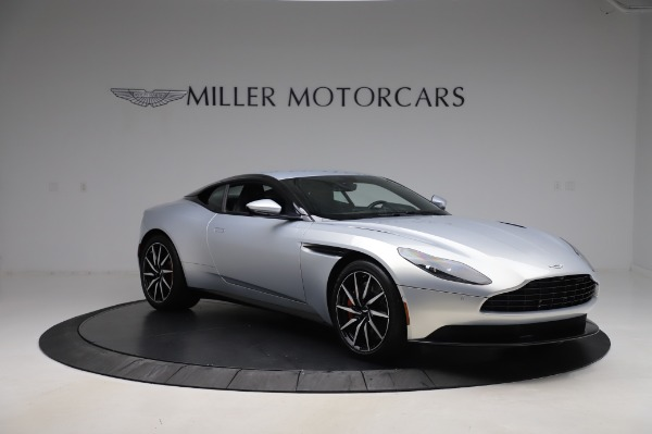 Used 2018 Aston Martin DB11 V8 Coupe for sale $147,900 at Pagani of Greenwich in Greenwich CT 06830 10