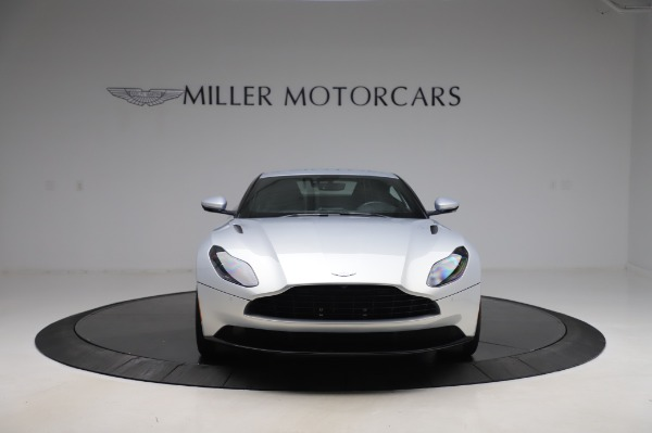 Used 2018 Aston Martin DB11 V8 Coupe for sale $147,900 at Pagani of Greenwich in Greenwich CT 06830 11