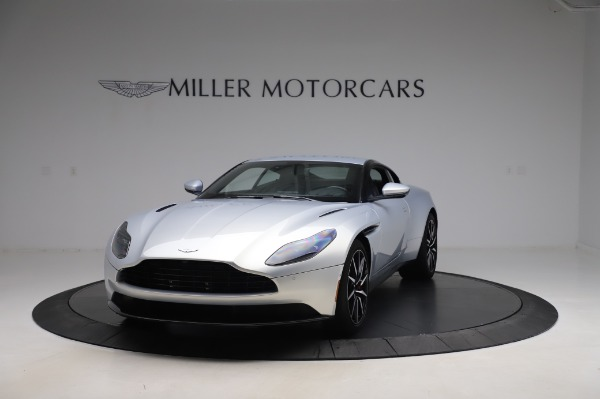 Used 2018 Aston Martin DB11 V8 Coupe for sale $147,900 at Pagani of Greenwich in Greenwich CT 06830 12