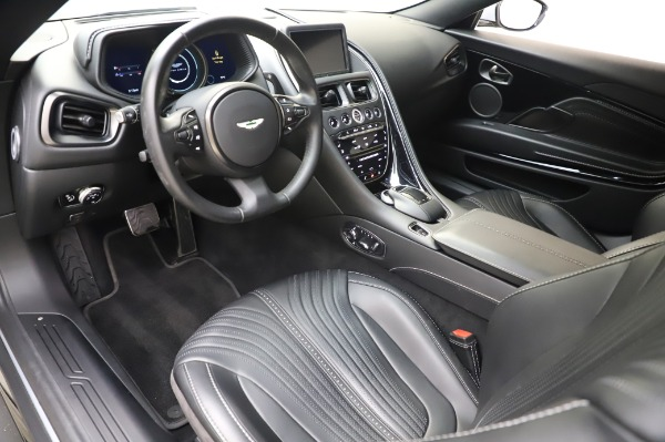Used 2018 Aston Martin DB11 V8 Coupe for sale $147,900 at Pagani of Greenwich in Greenwich CT 06830 13
