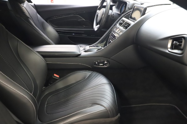 Used 2018 Aston Martin DB11 V8 Coupe for sale $147,900 at Pagani of Greenwich in Greenwich CT 06830 19