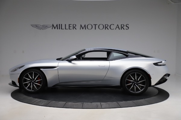 Used 2018 Aston Martin DB11 V8 Coupe for sale $147,900 at Pagani of Greenwich in Greenwich CT 06830 2
