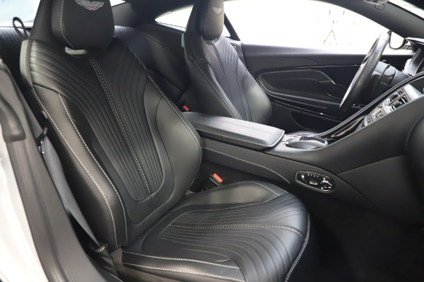 Used 2018 Aston Martin DB11 V8 Coupe for sale $147,900 at Pagani of Greenwich in Greenwich CT 06830 20