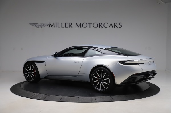 Used 2018 Aston Martin DB11 V8 Coupe for sale $147,900 at Pagani of Greenwich in Greenwich CT 06830 3