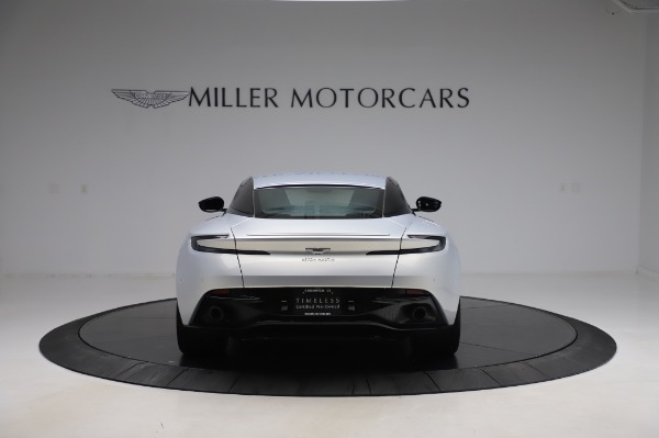 Used 2018 Aston Martin DB11 V8 Coupe for sale $147,900 at Pagani of Greenwich in Greenwich CT 06830 5