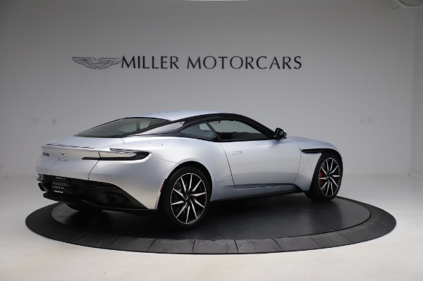 Used 2018 Aston Martin DB11 V8 Coupe for sale $147,900 at Pagani of Greenwich in Greenwich CT 06830 7