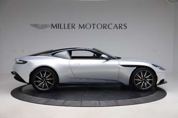 Used 2018 Aston Martin DB11 V8 Coupe for sale $147,900 at Pagani of Greenwich in Greenwich CT 06830 8