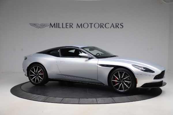 Used 2018 Aston Martin DB11 V8 Coupe for sale $147,900 at Pagani of Greenwich in Greenwich CT 06830 9
