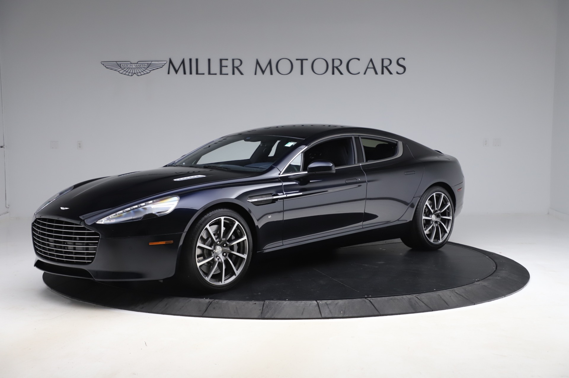 Used 2017 Aston Martin Rapide S Shadow Edition for sale $129,900 at Pagani of Greenwich in Greenwich CT 06830 1