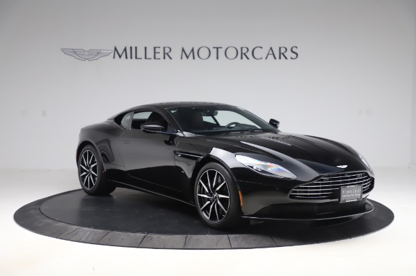 Used 2017 Aston Martin DB11 V12 for sale $149,900 at Pagani of Greenwich in Greenwich CT 06830 10