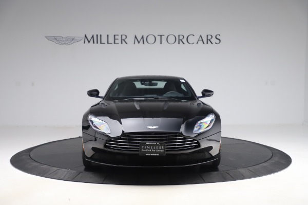 Used 2017 Aston Martin DB11 V12 Coupe for sale $149,900 at Pagani of Greenwich in Greenwich CT 06830 11