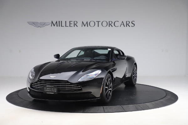 Used 2017 Aston Martin DB11 V12 Coupe for sale $149,900 at Pagani of Greenwich in Greenwich CT 06830 12