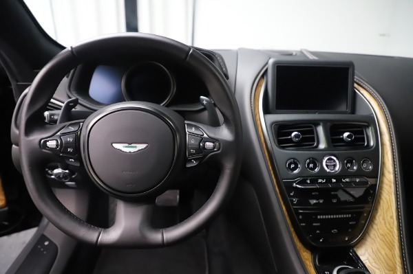 Used 2017 Aston Martin DB11 V12 Coupe for sale $149,900 at Pagani of Greenwich in Greenwich CT 06830 19