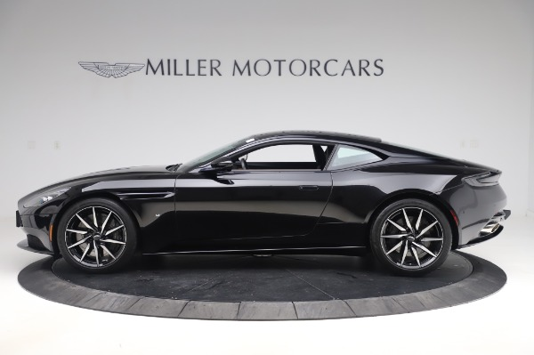 Used 2017 Aston Martin DB11 V12 for sale $149,900 at Pagani of Greenwich in Greenwich CT 06830 2