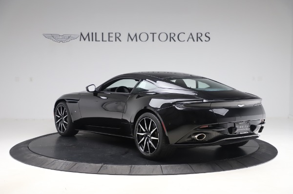 Used 2017 Aston Martin DB11 V12 Coupe for sale $149,900 at Pagani of Greenwich in Greenwich CT 06830 4