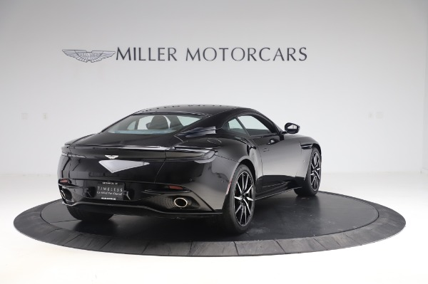 Used 2017 Aston Martin DB11 V12 Coupe for sale $149,900 at Pagani of Greenwich in Greenwich CT 06830 6
