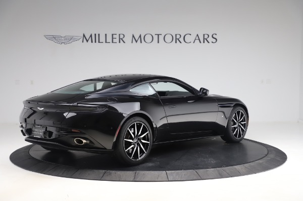 Used 2017 Aston Martin DB11 V12 Coupe for sale $149,900 at Pagani of Greenwich in Greenwich CT 06830 7