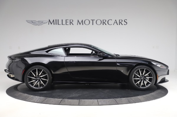 Used 2017 Aston Martin DB11 V12 Coupe for sale $149,900 at Pagani of Greenwich in Greenwich CT 06830 8