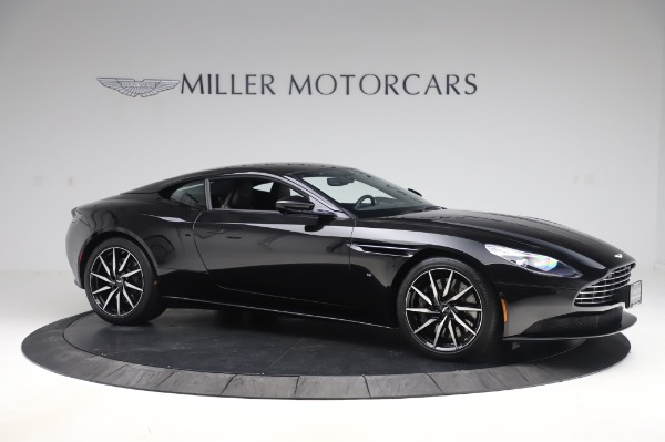 Used 2017 Aston Martin DB11 V12 Coupe for sale $149,900 at Pagani of Greenwich in Greenwich CT 06830 9
