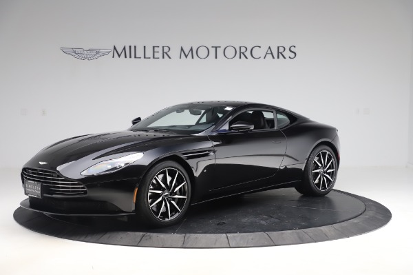 Used 2017 Aston Martin DB11 V12 for sale $149,900 at Pagani of Greenwich in Greenwich CT 06830 1