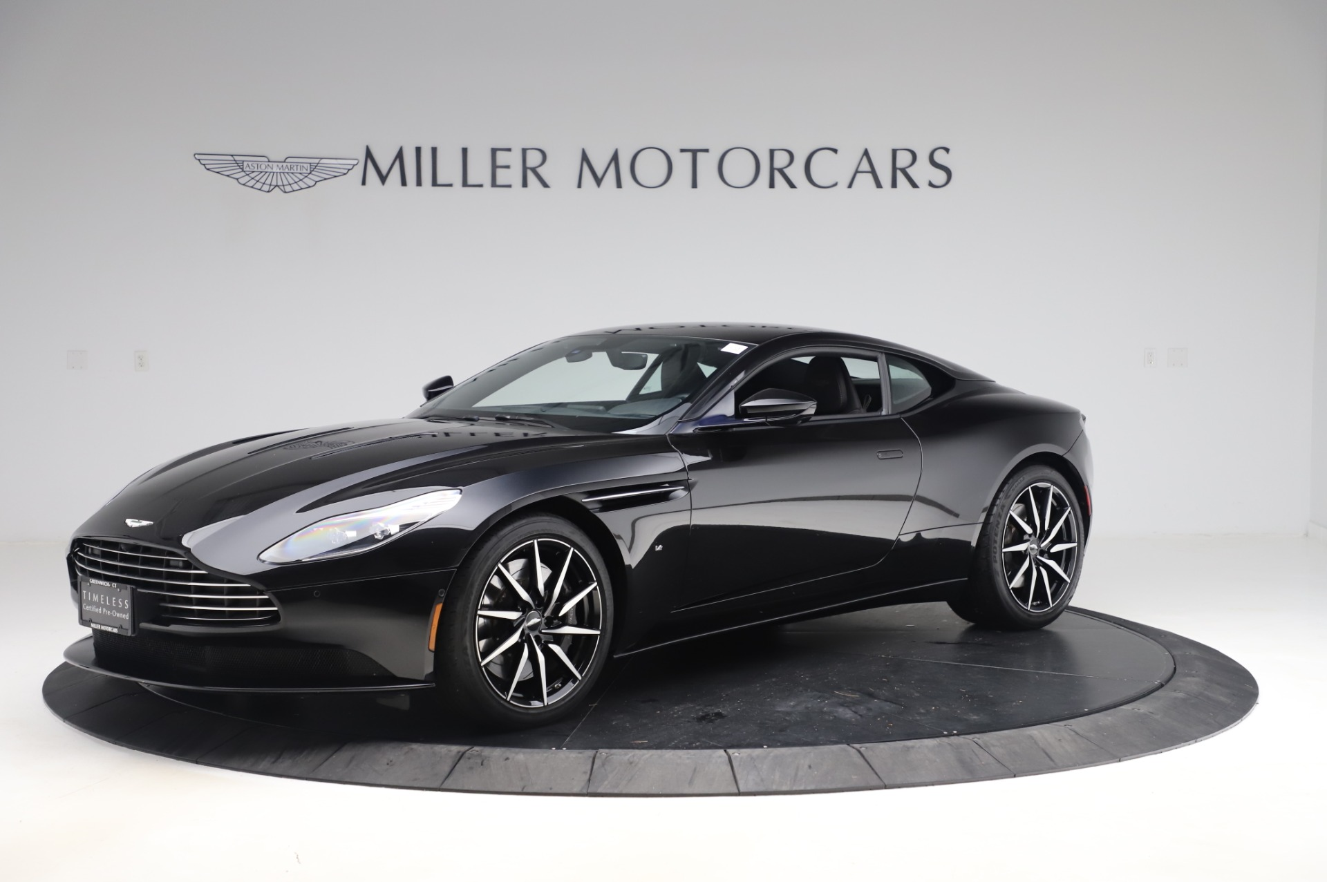 Used 2017 Aston Martin DB11 V12 Coupe for sale $149,900 at Pagani of Greenwich in Greenwich CT 06830 1