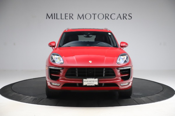 Used 2017 Porsche Macan GTS for sale $57,900 at Pagani of Greenwich in Greenwich CT 06830 12