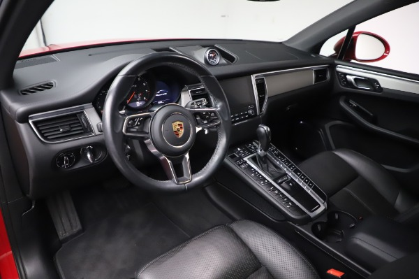 Used 2017 Porsche Macan GTS for sale $57,900 at Pagani of Greenwich in Greenwich CT 06830 13