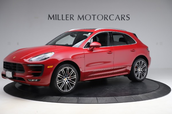 Used 2017 Porsche Macan GTS for sale $57,900 at Pagani of Greenwich in Greenwich CT 06830 2
