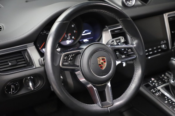 Used 2017 Porsche Macan GTS for sale $57,900 at Pagani of Greenwich in Greenwich CT 06830 22