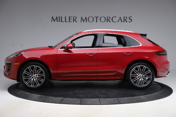 Used 2017 Porsche Macan GTS for sale $57,900 at Pagani of Greenwich in Greenwich CT 06830 3