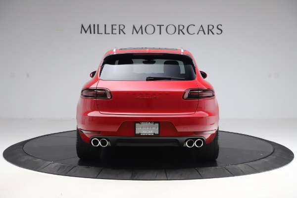 Used 2017 Porsche Macan GTS for sale $57,900 at Pagani of Greenwich in Greenwich CT 06830 6