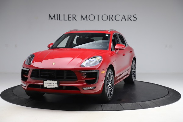 Used 2017 Porsche Macan GTS for sale $57,900 at Pagani of Greenwich in Greenwich CT 06830 1
