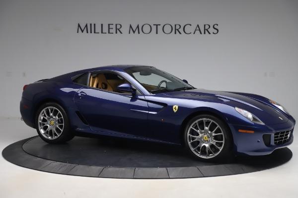 Used 2009 Ferrari 599 GTB Fiorano for sale $165,900 at Pagani of Greenwich in Greenwich CT 06830 10