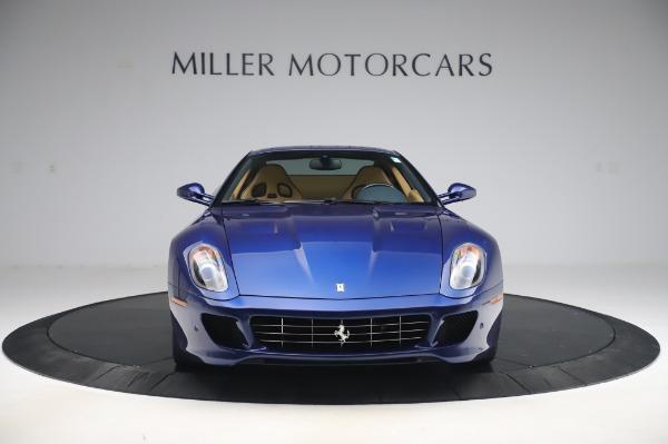 Used 2009 Ferrari 599 GTB Fiorano for sale $165,900 at Pagani of Greenwich in Greenwich CT 06830 12