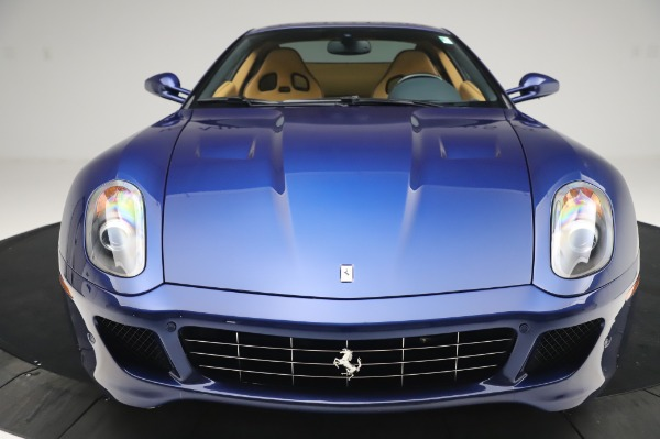 Used 2009 Ferrari 599 GTB Fiorano for sale $165,900 at Pagani of Greenwich in Greenwich CT 06830 13