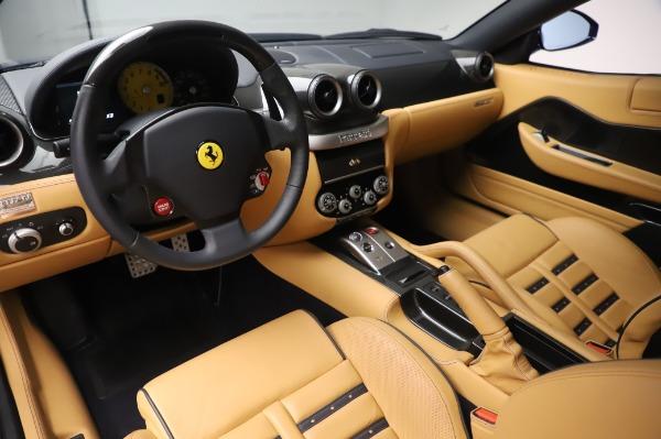Used 2009 Ferrari 599 GTB Fiorano for sale $165,900 at Pagani of Greenwich in Greenwich CT 06830 14