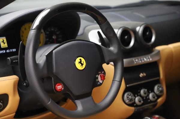 Used 2009 Ferrari 599 GTB Fiorano for sale $165,900 at Pagani of Greenwich in Greenwich CT 06830 21