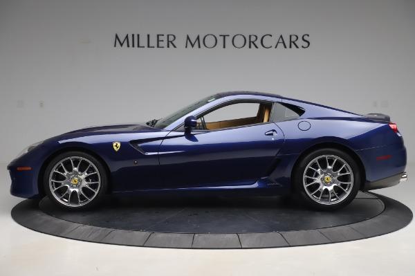 Used 2009 Ferrari 599 GTB Fiorano for sale $165,900 at Pagani of Greenwich in Greenwich CT 06830 3