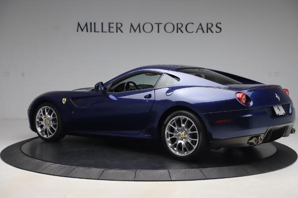 Used 2009 Ferrari 599 GTB Fiorano for sale $165,900 at Pagani of Greenwich in Greenwich CT 06830 4