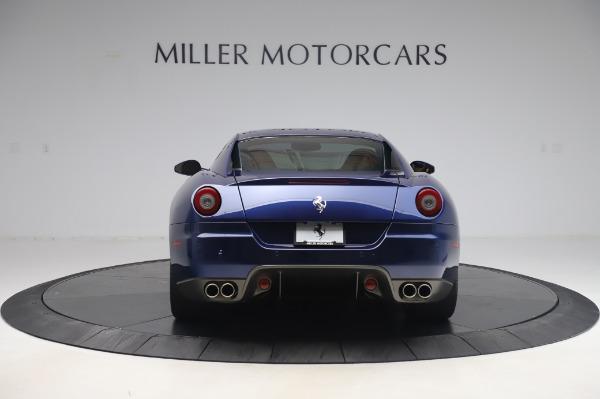 Used 2009 Ferrari 599 GTB Fiorano for sale $165,900 at Pagani of Greenwich in Greenwich CT 06830 6