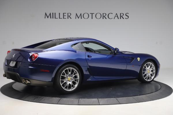 Used 2009 Ferrari 599 GTB Fiorano for sale $165,900 at Pagani of Greenwich in Greenwich CT 06830 8
