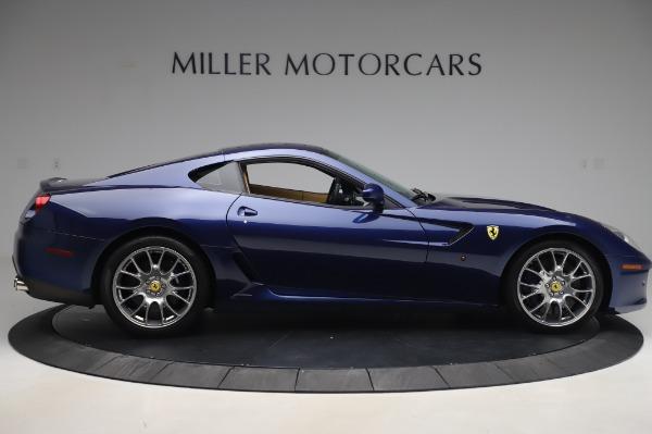 Used 2009 Ferrari 599 GTB Fiorano for sale $165,900 at Pagani of Greenwich in Greenwich CT 06830 9