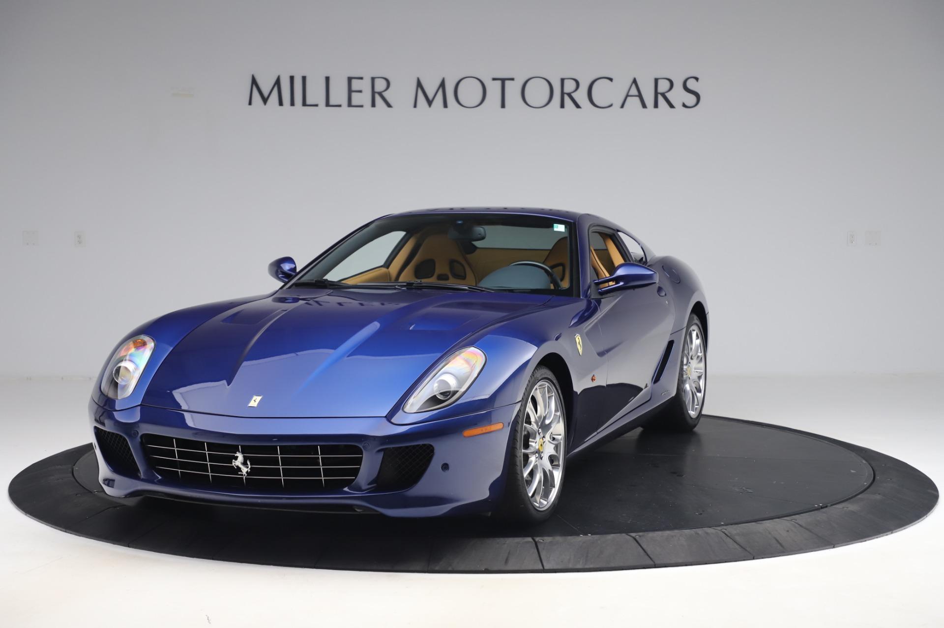 Used 2009 Ferrari 599 GTB Fiorano for sale $165,900 at Pagani of Greenwich in Greenwich CT 06830 1