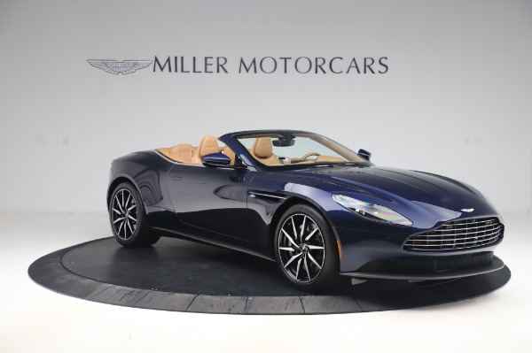 New 2020 Aston Martin DB11 Volante for sale $248,326 at Pagani of Greenwich in Greenwich CT 06830 10