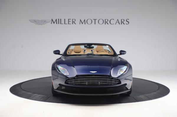 New 2020 Aston Martin DB11 Volante Volante for sale $248,326 at Pagani of Greenwich in Greenwich CT 06830 11