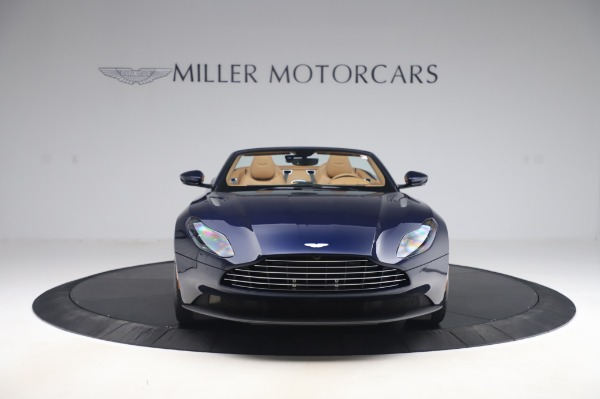 New 2020 Aston Martin DB11 Volante for sale $248,326 at Pagani of Greenwich in Greenwich CT 06830 11