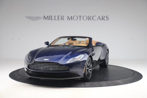 New 2020 Aston Martin DB11 Volante Volante for sale $248,326 at Pagani of Greenwich in Greenwich CT 06830 12