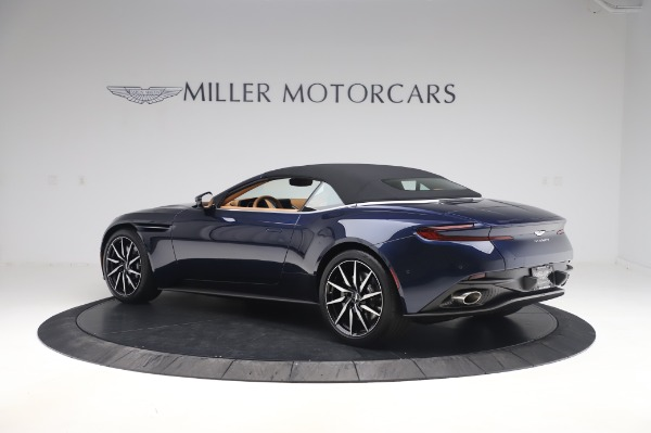 New 2020 Aston Martin DB11 Volante for sale $248,326 at Pagani of Greenwich in Greenwich CT 06830 14