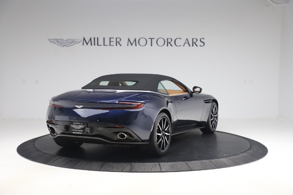 New 2020 Aston Martin DB11 Volante for sale $248,326 at Pagani of Greenwich in Greenwich CT 06830 15