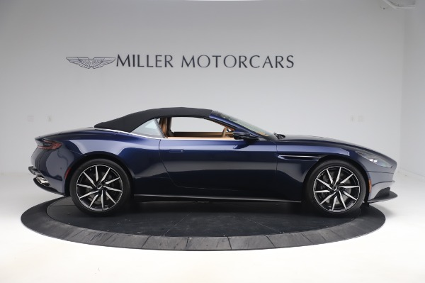 New 2020 Aston Martin DB11 Volante for sale $248,326 at Pagani of Greenwich in Greenwich CT 06830 16